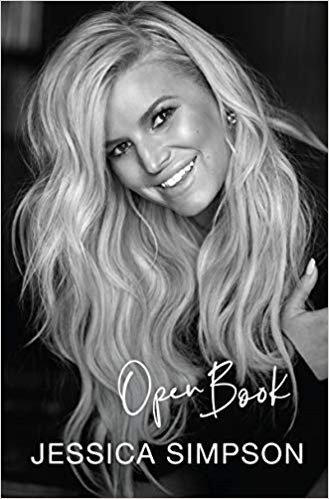 Jessica Simpson's Open Book