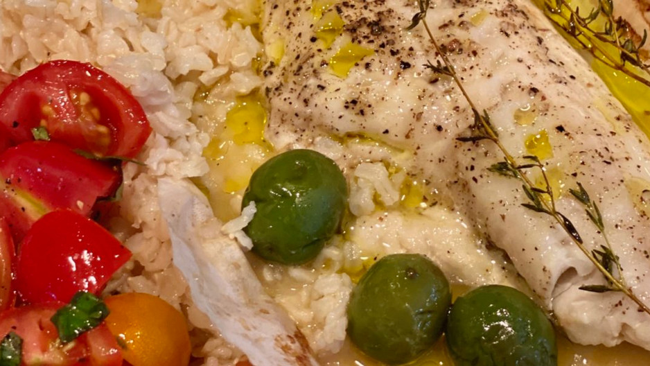 Herb Roasted Fish