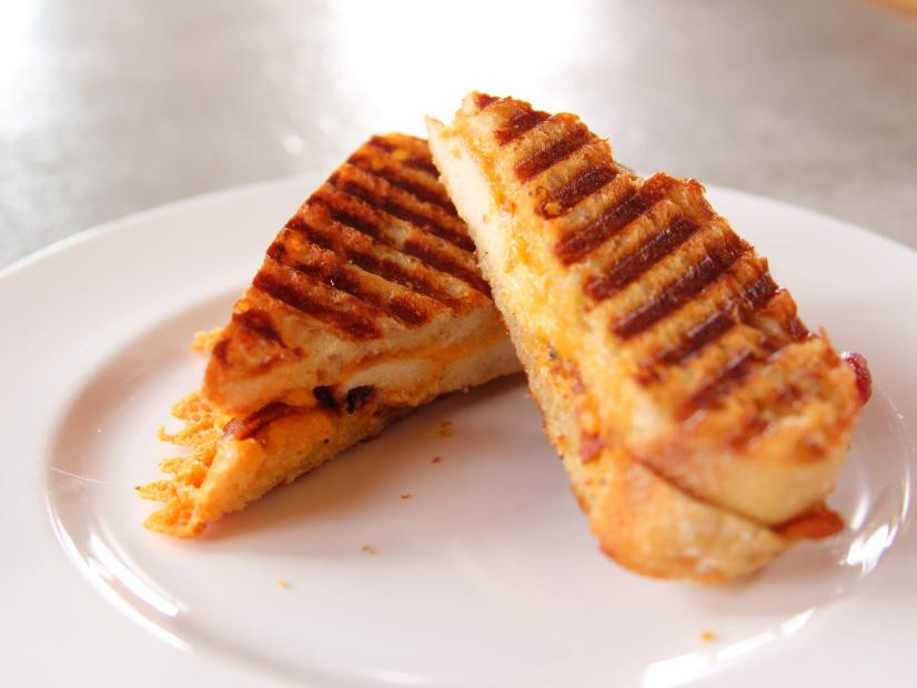 Chicken Bacon Ranch Panini recipe