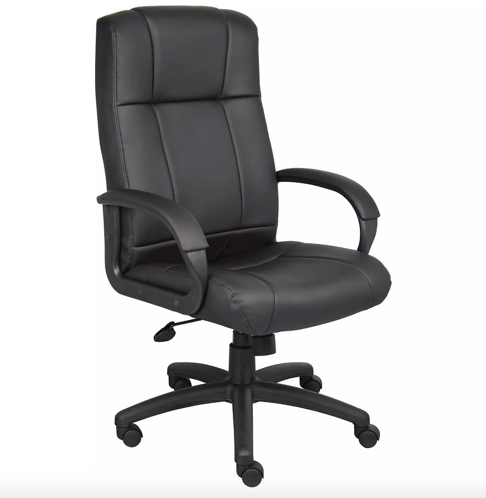 Executive High Black Chair