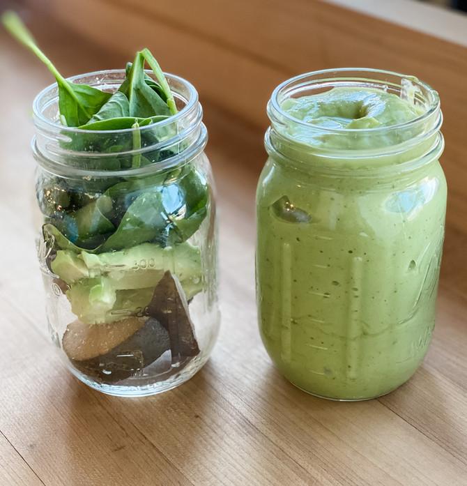 Organic Krush Green Dream Smoothie