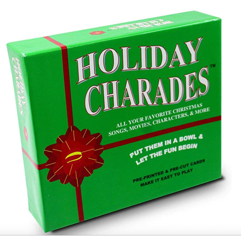 Anton Publications Holiday Charades Game | This Classic and Original Charades Game is The Perfect Addition to Your Other Holiday Games