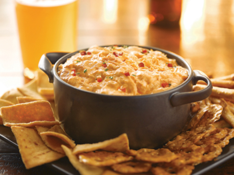 Frank's Red Hot Buffalo Dip appetizer idea