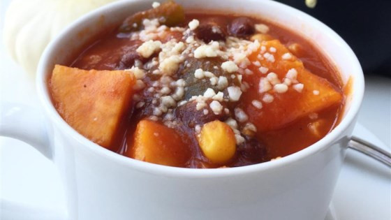 Sweet Potato Chili Recipe