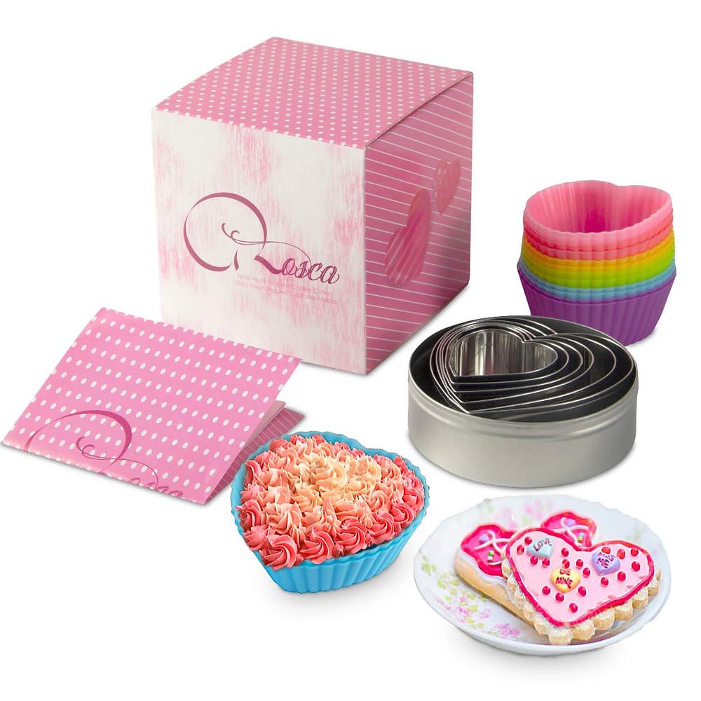 valentine baking kit