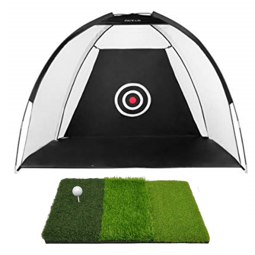 back yard golf set