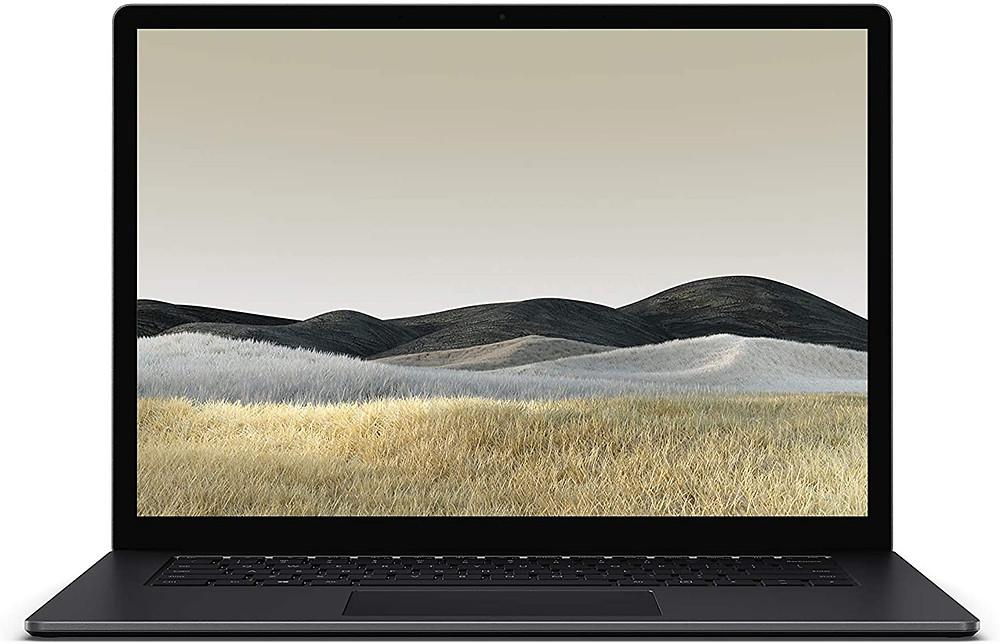 Surface laptop touchscreen