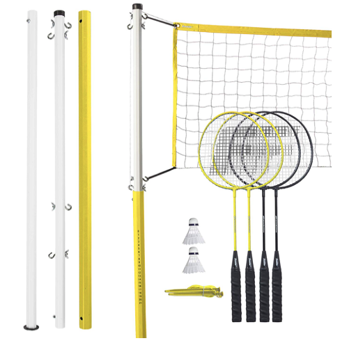 badminton backyard set