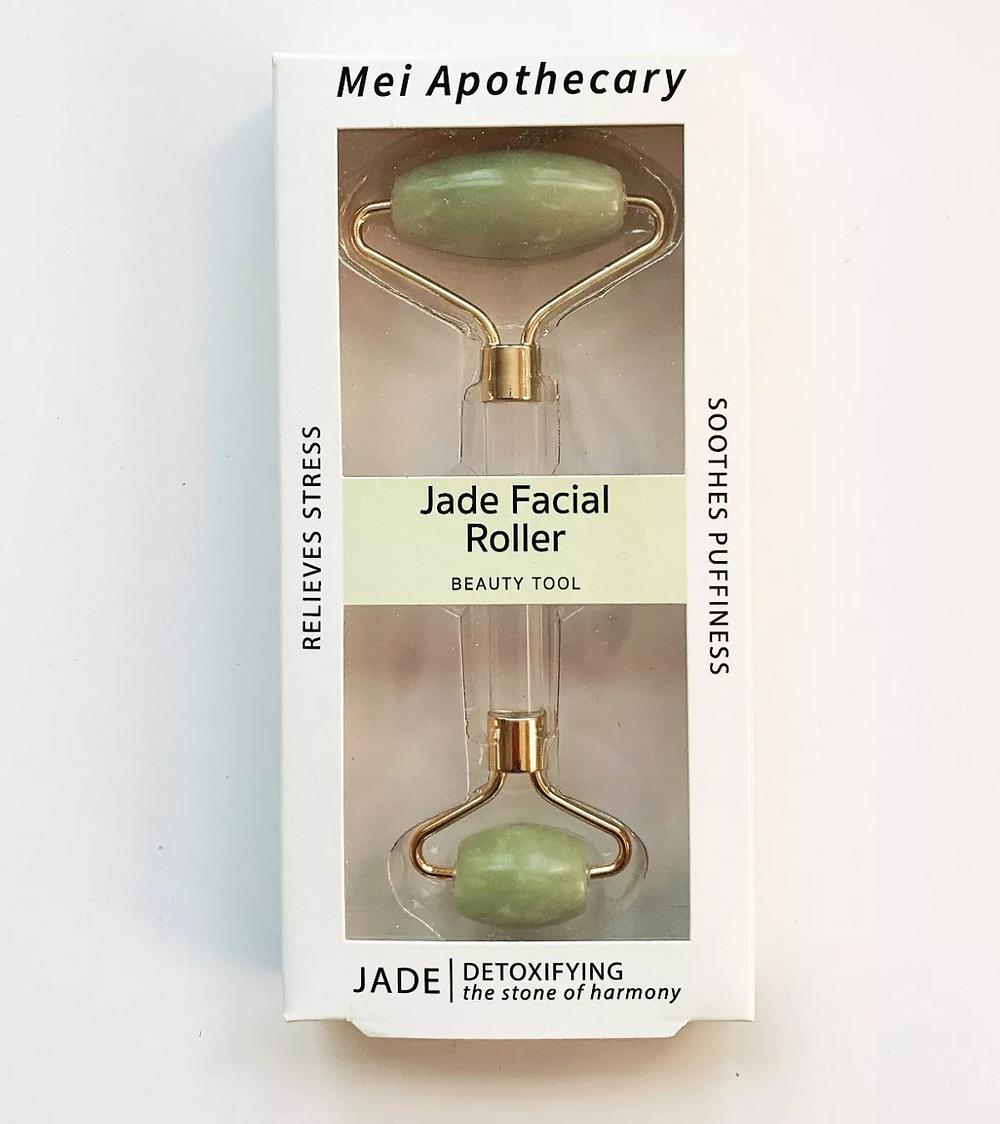 Mei Apothecary Jade Facial Roller