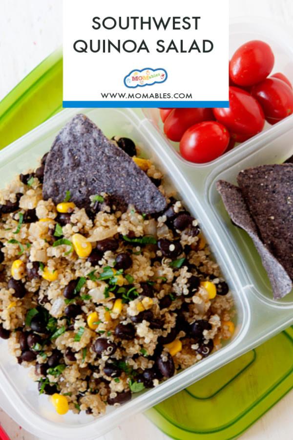 momables southwest quinoa salad recipe