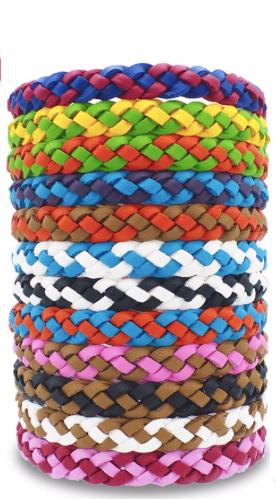 mosquito repellant bracelet set
