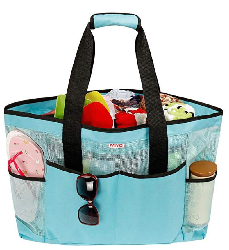 Mesh Beach Bag -Extra Large Beach Tote Bag