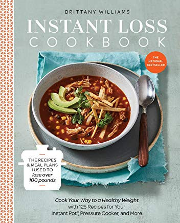 Instant loss cookbook by Brittany Willams
