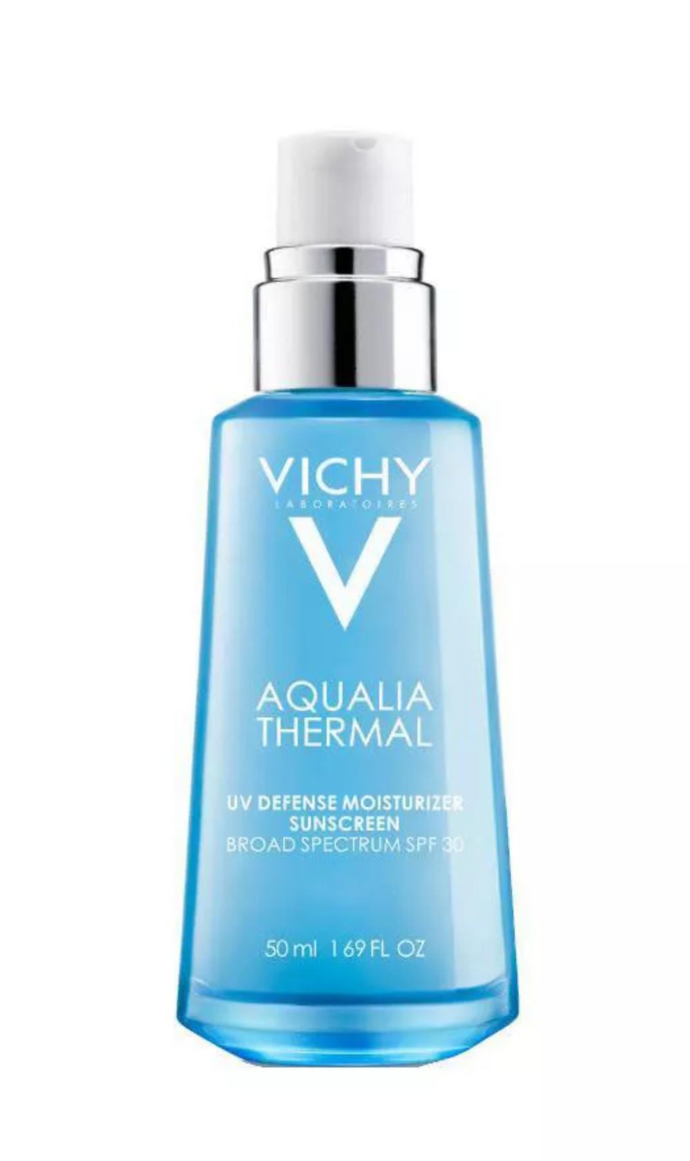 Vichy Aqualia Thermal Defense Moisturizer