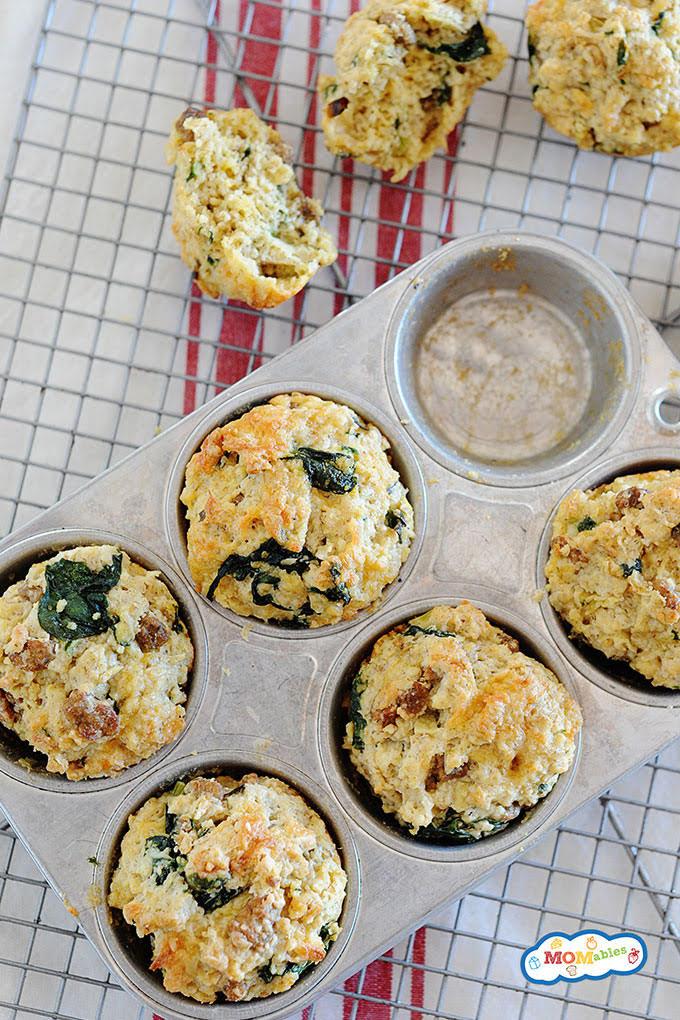 Jumbo Muffins