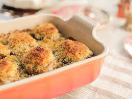 crunchy mustard chicken bake recipe
