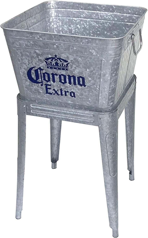 galvanized corona extra tub