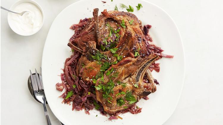 Slow-Cooker Pork Chop