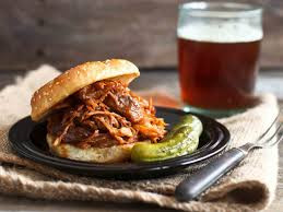 Slow Cooker Barbecued Pulled Pork Recipe