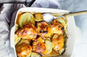Lemon Honey Dijon Chicken