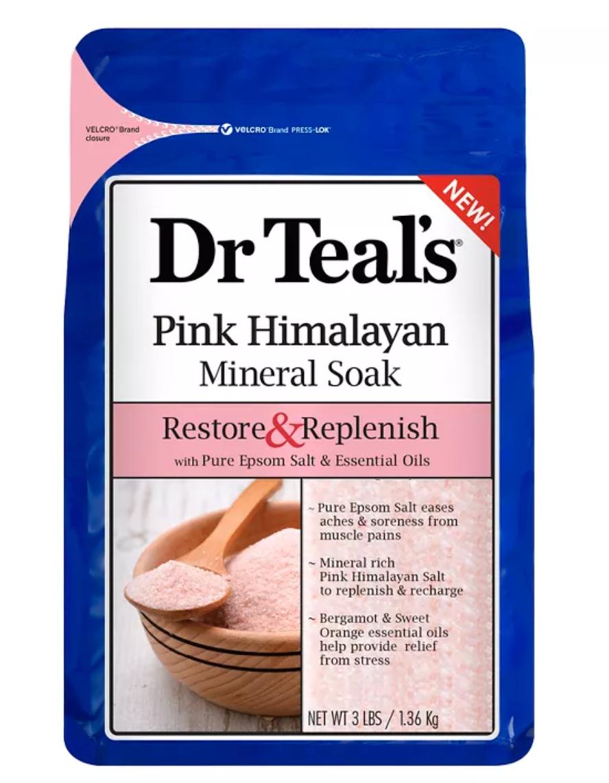 Dr. Teal's Mineral Soak