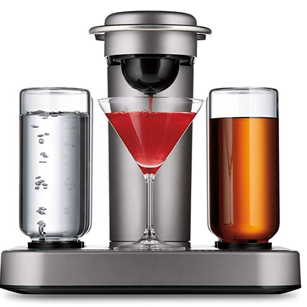 Bartesian Premium Cocktail and Margarita Machine for the Home Bar with Push-Button Simplicity and an Easy to Clean Design
