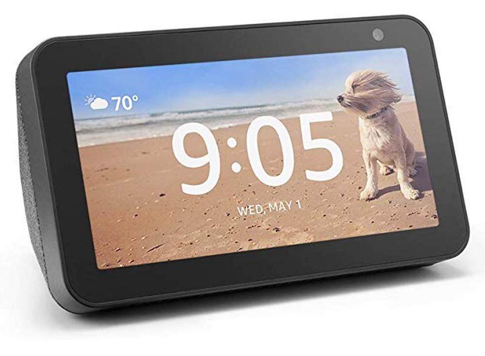 Echo Show 5 – Compact smart display with Alexa - Charcoal