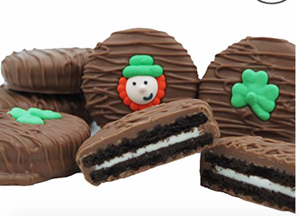 st. patrick's cookies