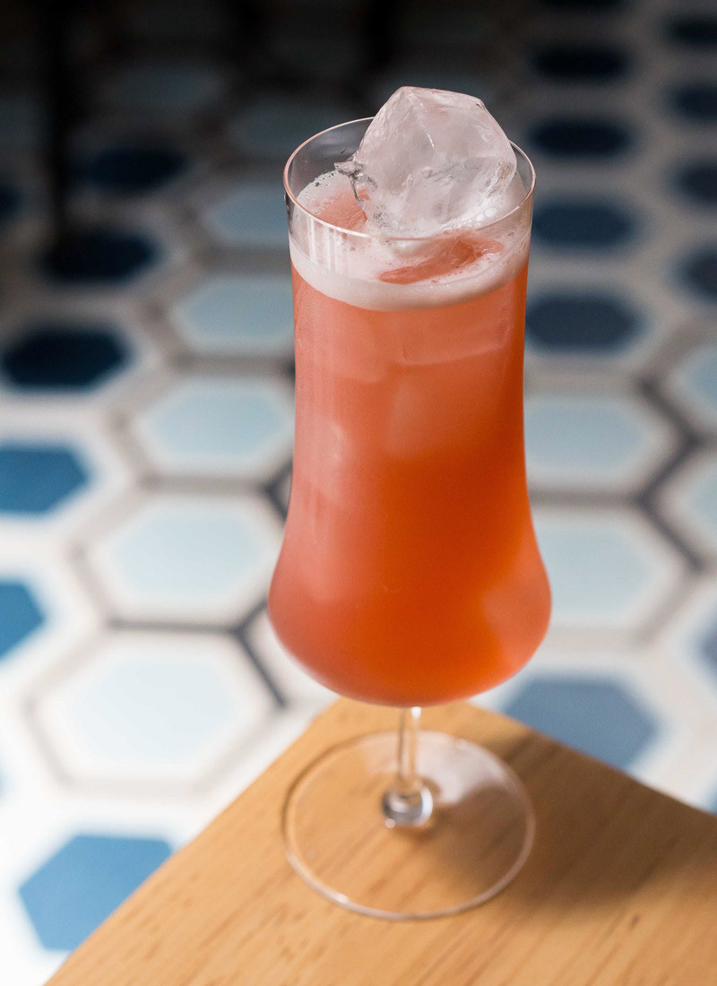 endless summer cocktail recipe