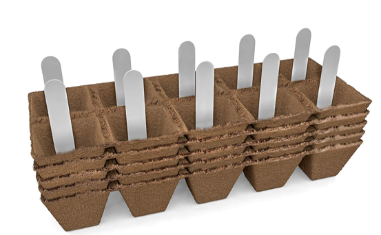 biodegradable seed trays