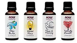 Now Foods Mood Lifting Variety Essential Oil Blends