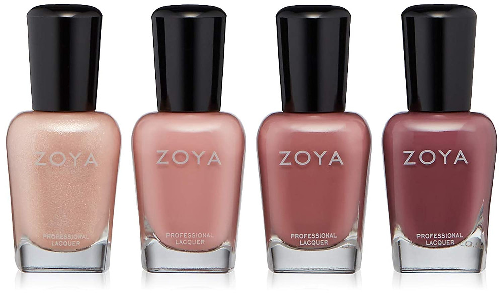 ZOYA All Snuggled Up Nail Polish Quad