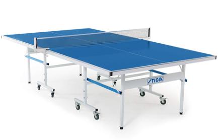 backyard ping pong table