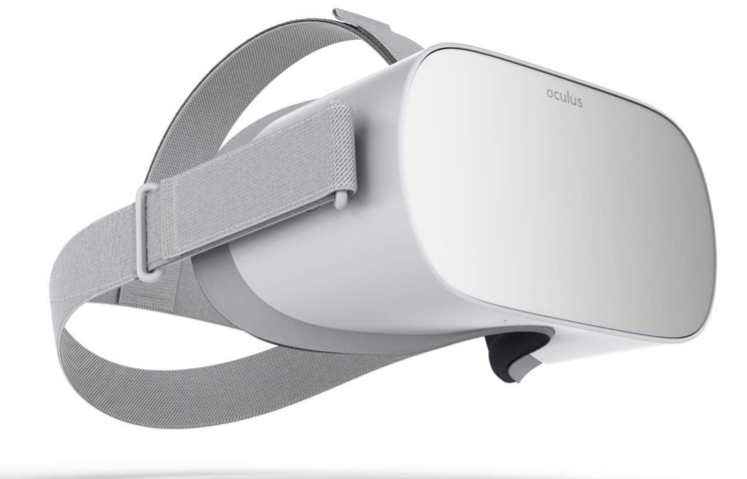 oculus go standalone VR