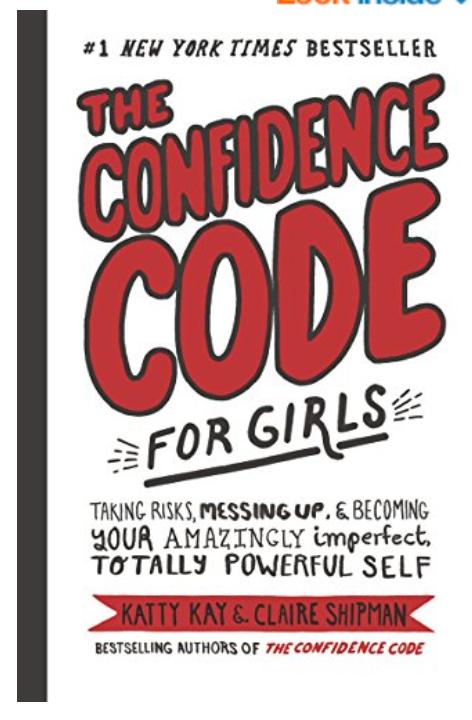 Go get 'em, girls!