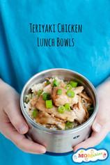 Teriyaki Chicken Lunch Bowls