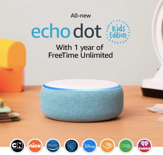 echo dot kids