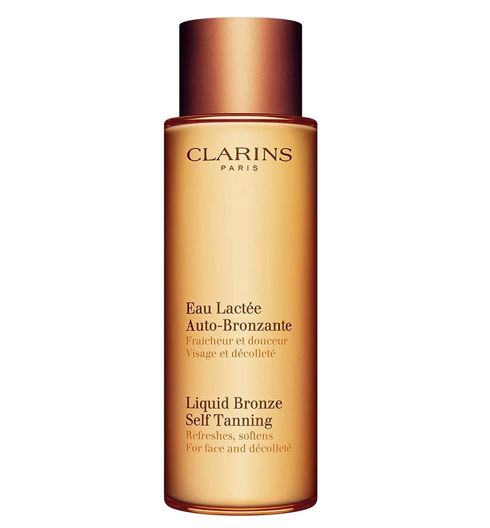 Clarins Liquid Bronze Self Tanner