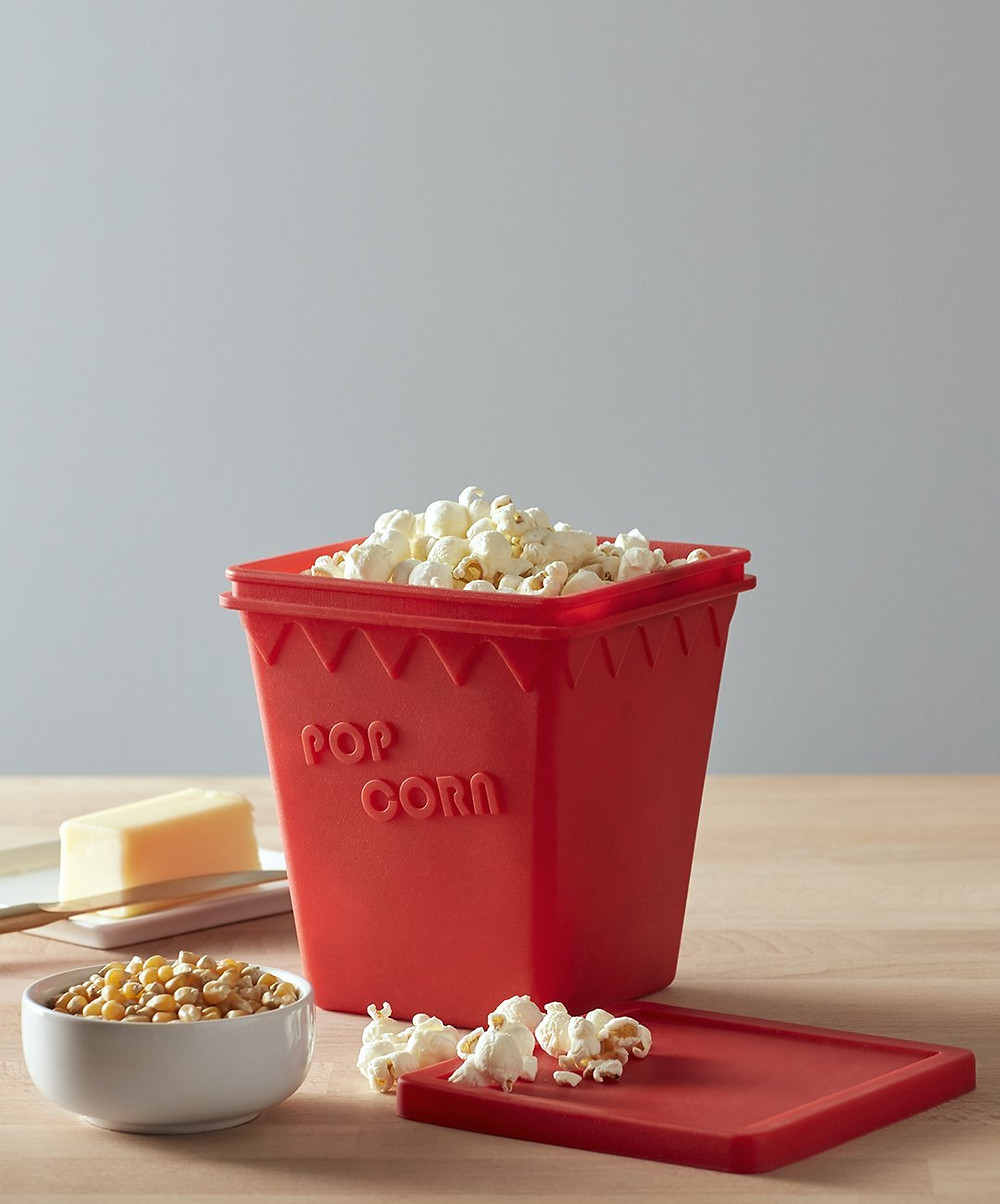 Oil-Free Popcorn Popper