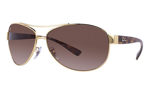 Ray-Ban RB3386 Pilot Sunglasses