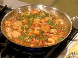 Venetian Shrimp & Scallops