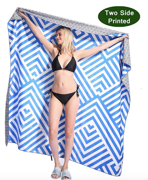 extra large beach towel