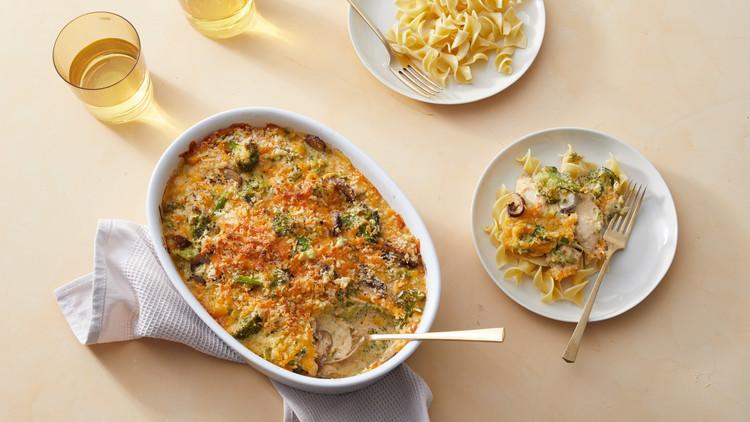 Pesto Chicken Bake Recipe