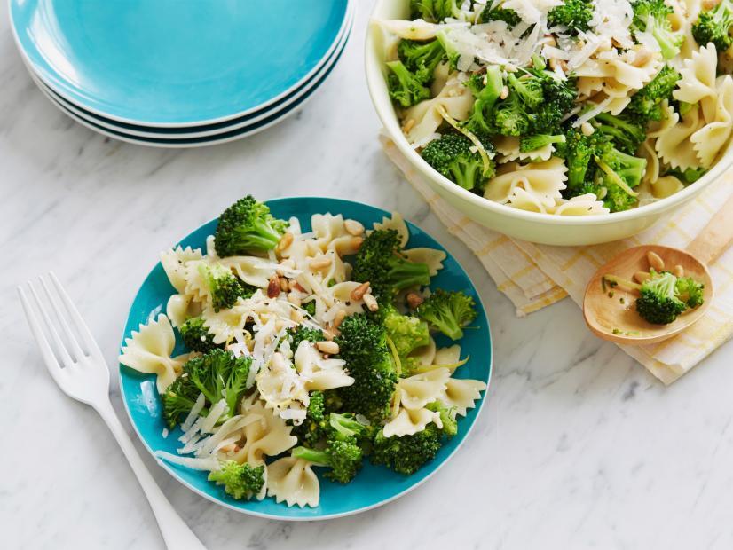 Broccoli and Bow Ties Recipe