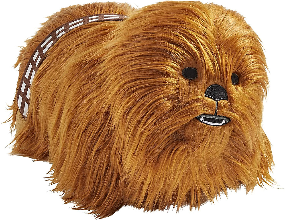 Chewbacca pillow pet plush
