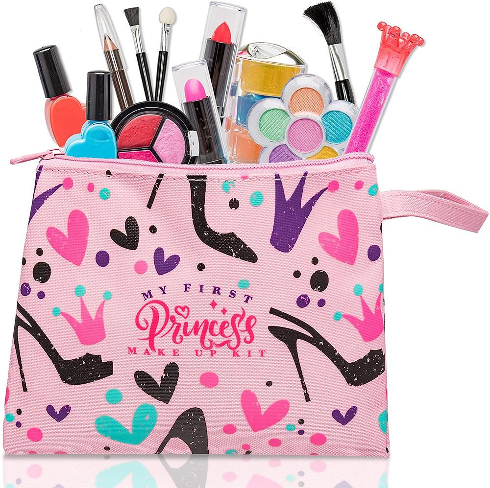 my first princess makeup kit