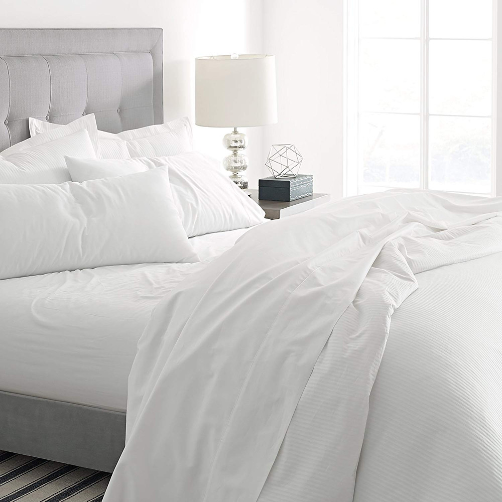 Boll & Branch Luxury King Bed Sheets