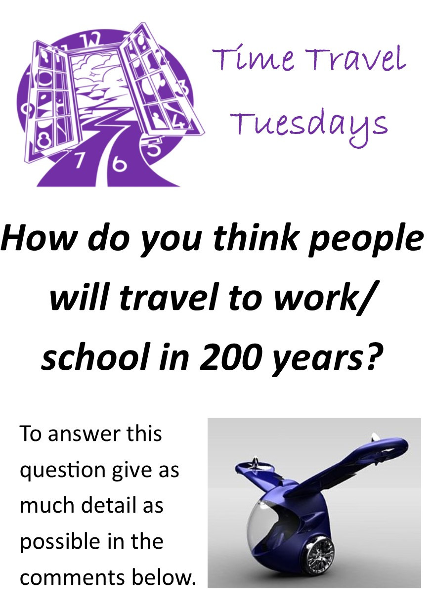 Practice using the future tense by answering this question