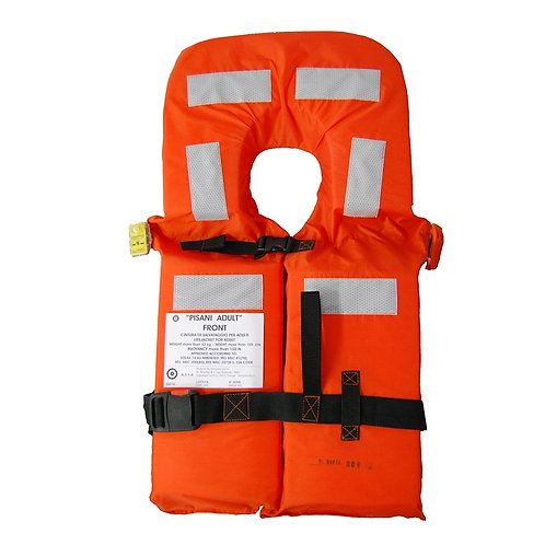 Pisani adulto Lifejacket- SOLAS MED