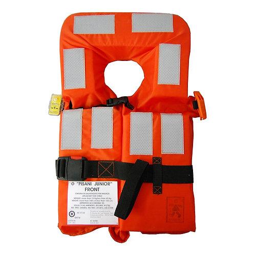 Pisani Junior LifejacketSOLAS MED